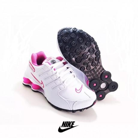 3fcfe5d64fe Tênis Nike Shox 4 Molas Feminino