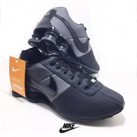 bda0dbdb50b Tênis Nike Shox Júnior 4 Molas Masculino Promoção Imperdível...