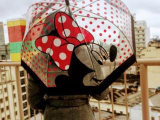 Guarda chuva Disney