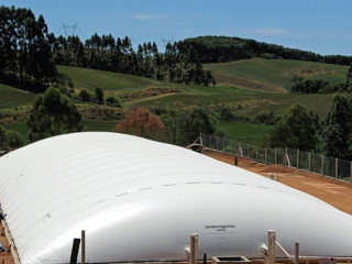 Construção de biodigestores e serviços