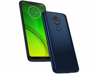 "Smartphone Motorola G7 Power 32GB Azul Navy 4G - 3GB RAM Tela 6,2"" Câm"