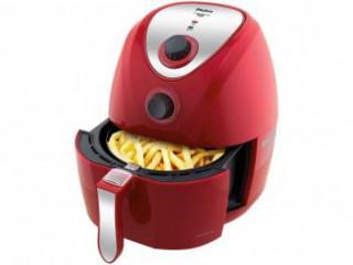 Fritadeira Elétrica Sem Óleo/Air Fryer Philco - Air Fry Saúde Vermelha