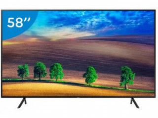 """Smart TV 4K LED 58"""" Samsung UN58NU7100GXZD - Wi-Fi Conversor Digital"""