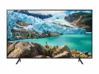"Smart TV UHD 4K 2019 RU7100 49"", Visual Livre de Cabos, Controle Remot"
