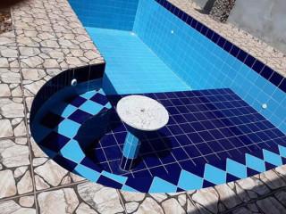 Construções todos os modelos de piscinas,spas e lagos