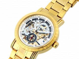 Relógio Masculino Winner - Esqueleto