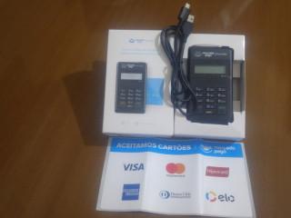 Máquina De Crédito E Débito ( NOVA )