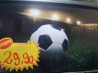 Caixa de futebol ⚽