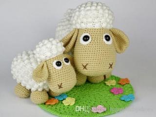 Amigurumi- Aprenda a fazer crochê.
