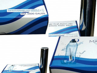 Alcalinizador e Magnetizador de Água