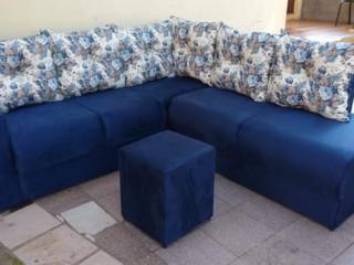 Imperdível sofá de canto
