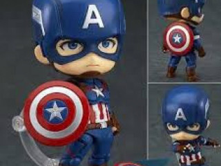 nendoroid action figure Capitao America