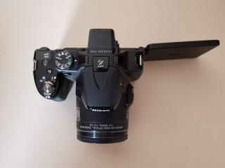 Máquina fotográfica filmadora profissional completa marca Nikon
