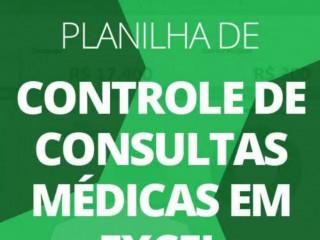 Planilha Para Agendamento de Consultas