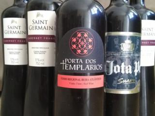 Combo de vinhos