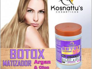 Botox capilar matizador