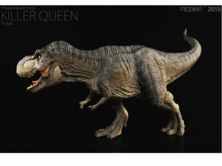 Dinossauro Tiranossauro Rebor Killer Queen Plain