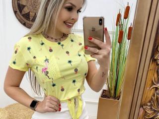 T-Shirt Nó - Coleção Primavera Verão