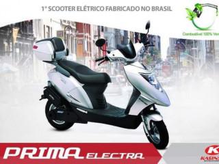 Scooter elétrica Kasinski prima