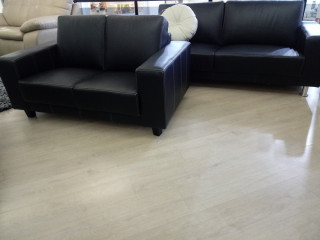 Sofa de couro legitimo