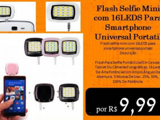 Flash Selfie Celular