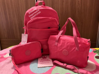 Kits de mochilas grande da Kipling