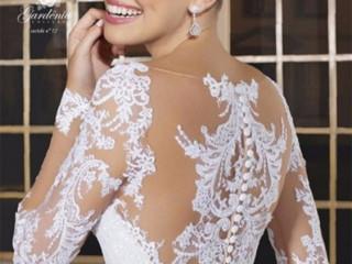 Vendo vestidos de noivas do tamanho 34 ao 60