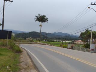Área rural pra loteamentos em Biguaçu
