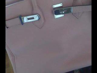3 bolsas Hermes originais usadas mais em ótimo estado