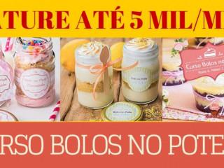 CURSO BOLO NO POTE
