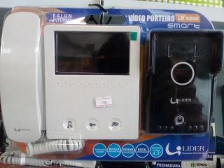 Video porteiro LR 4500, tela 4,3 colorido
