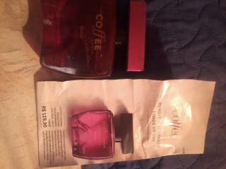 Perfume feminino Coffee