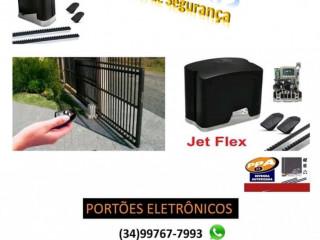 Motor para portão eletrônico jet flex ppa