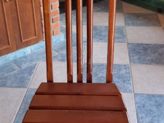 Cadeira maciças