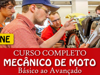 Curso Mecânico de Moto Completo