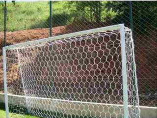 Redes de proteção esportivas direto da fábrica