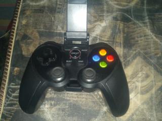 Controle de jogos