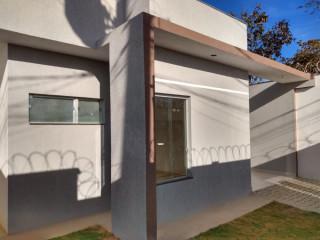 Linda casa nova, estilo moderno