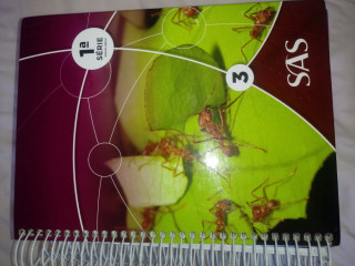 Livros SAS 1°ano