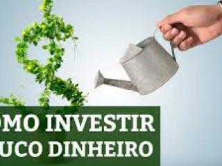 Saiba como Investir com POUCO DINHEIRO!