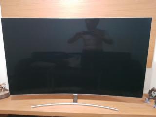 Smart TV samsung 4k curva 65'