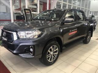 2019 Toyota Hilux Cabine Dupla SRV 4×4 AUT