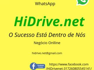 Website e redes sociais