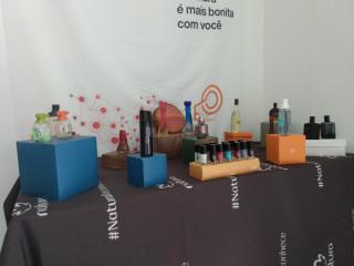 Perfumes Natura na promoção