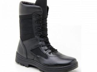 Bota Militar Atron Shoes Preta