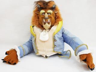 Boneco Fantoche Disney  Filme a Bela e a Fera