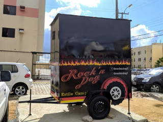 Vendo Mini FoodTruck NOVO LINDO