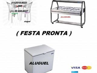 LOCAÇÃO DE FREEZER INÁCIO MONTEIRO (JNR)