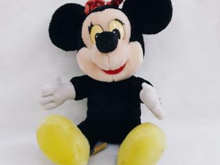 Pelúcia Disney  Minnie  Original Disney Tamanho: 30 cm