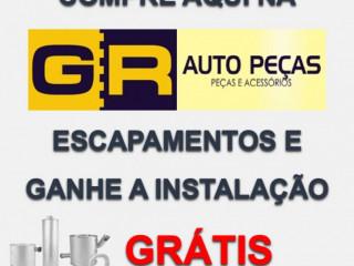 TROCA DE ESCAPAMENTO GRATUITA